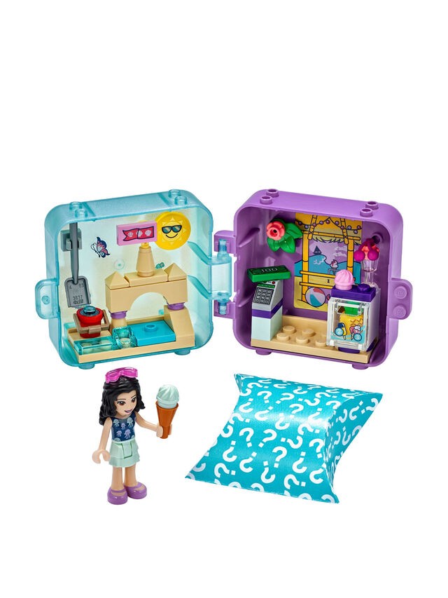 Emmas Summer Play Cube