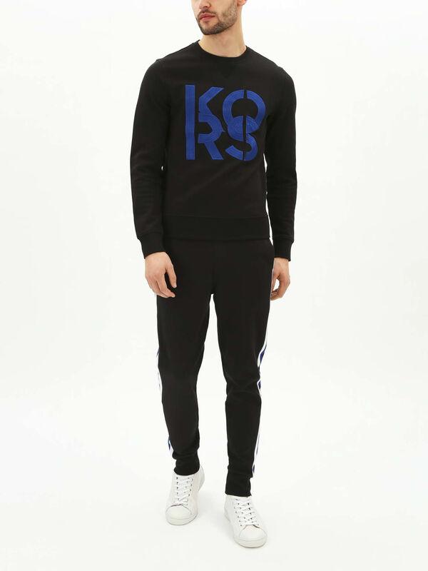 KORS Cotton-Blend Fleece Sweatshirt