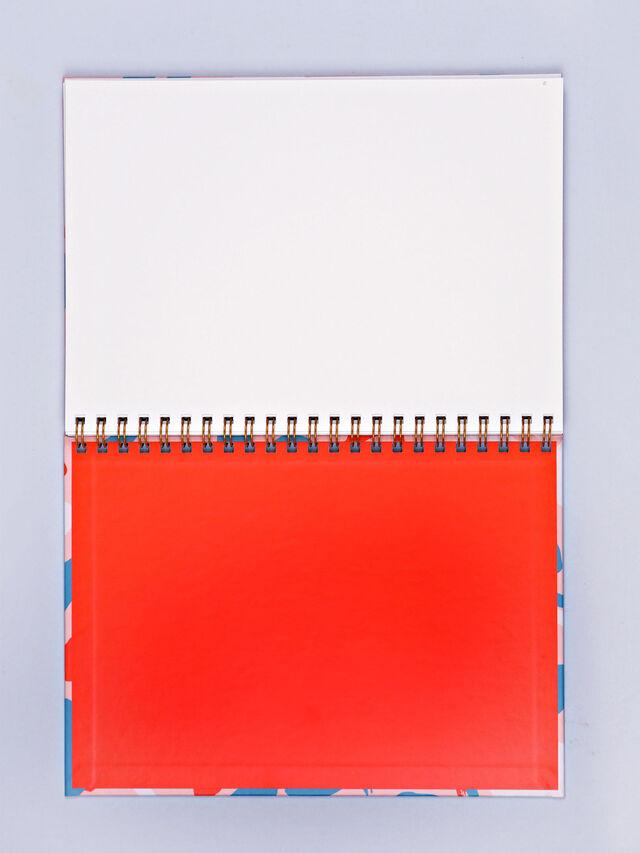 A4 Inky Sketchbook