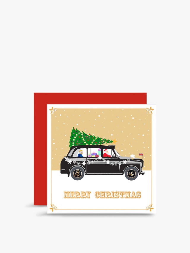 The Black Cab Cards Pack of 6