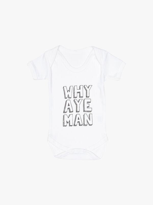 Why Aye Man Vest