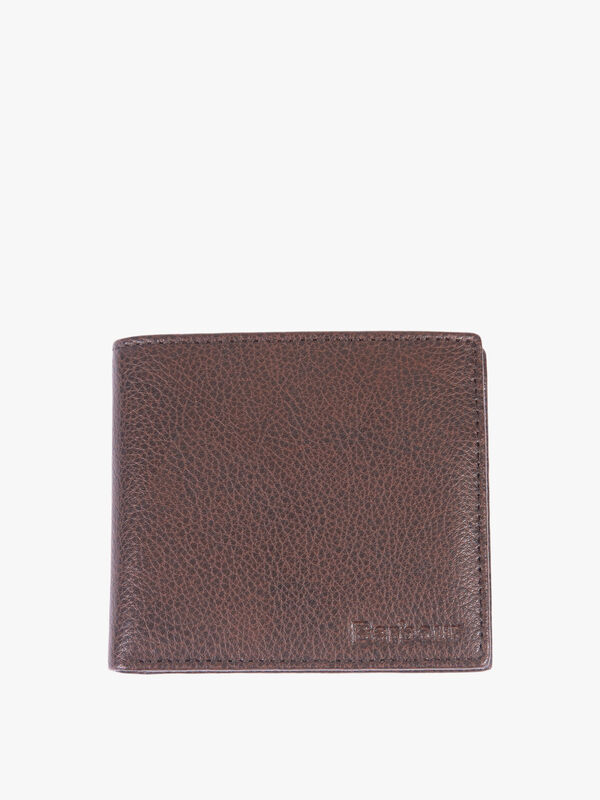 Peterlee Leather Billfold Coin Wallet