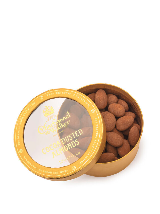 Cocoa Dusted Almonds 320g