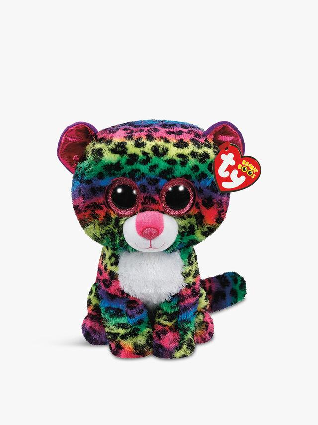 Dotty Leopard Boo Medium