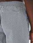 Velvetfish Seersucker Stripe Swim Shorts