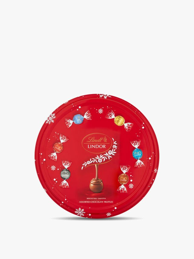 Lindt Selection Chocolate Box 400g