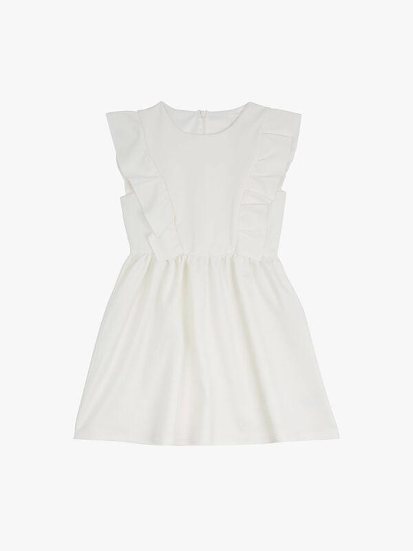 Mavis Ponte Dress