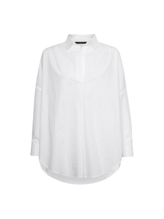 Rhodes Poplin Popver Shirt