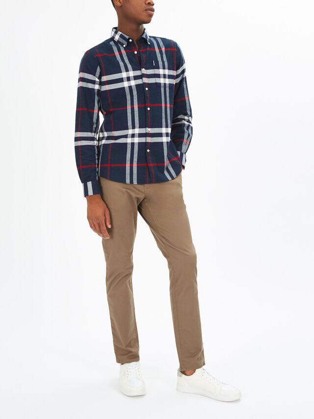 Highland Check 18 Tailored Shirt