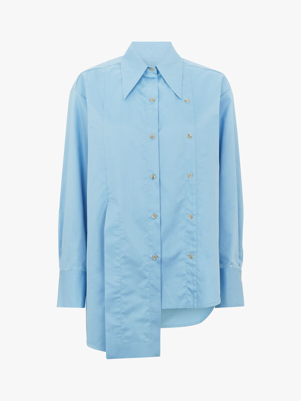 Kinksy Aysmmetric Shirt