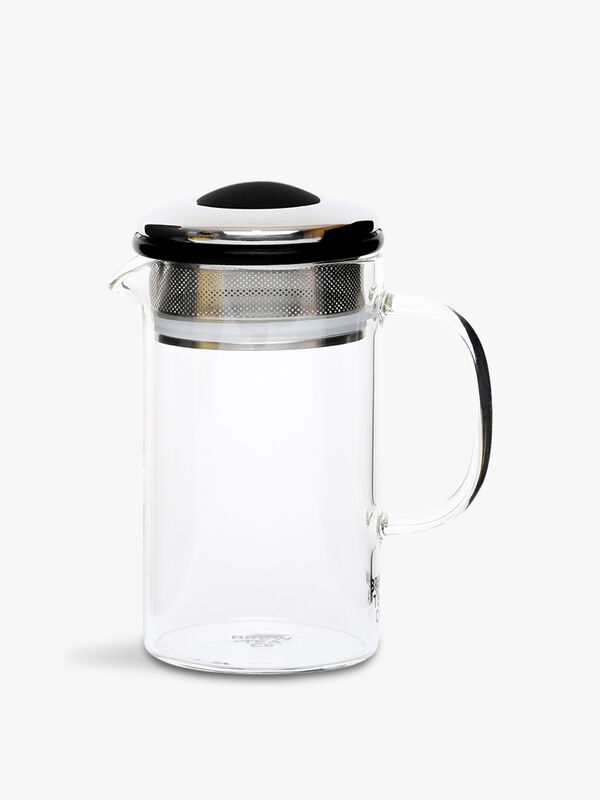 Black Teapot 400ml