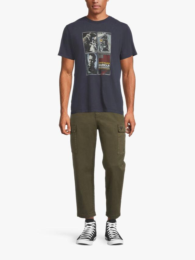 Multi Steve T-shirt