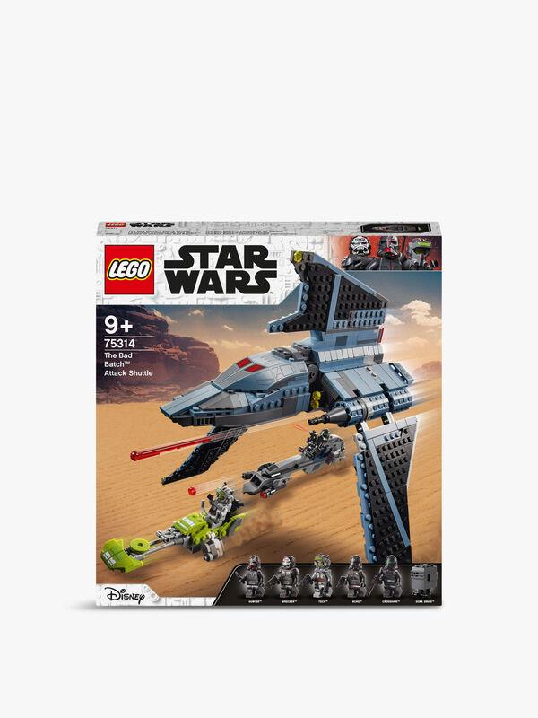 Star Wars The Bad Batch Attack Shuttle
