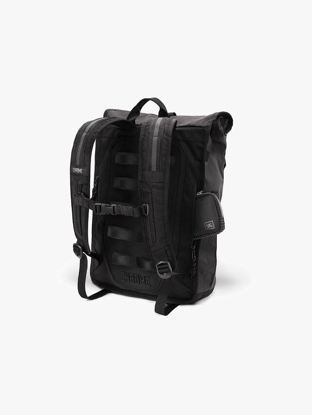 Chrome Industries Bravo 3.0 BLCKCHRM Cycling Backpack
