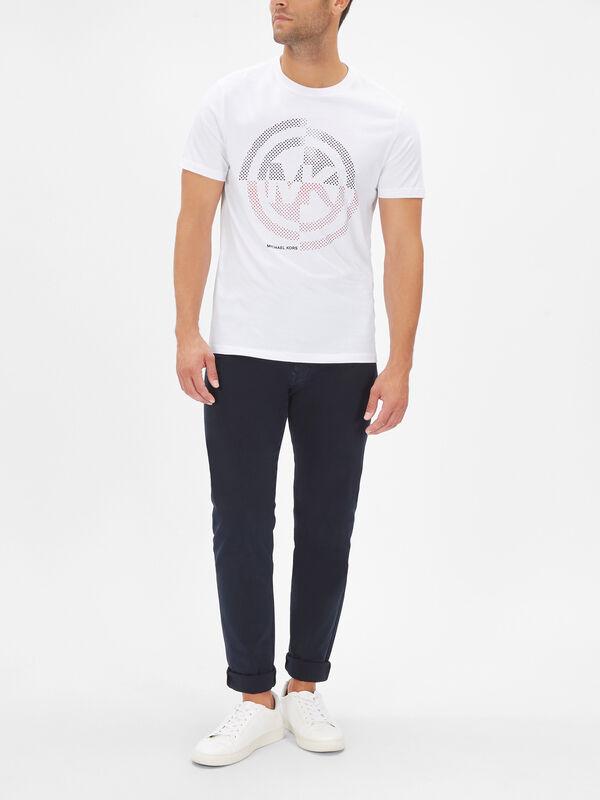 Graphic Logo Target T-Shirt