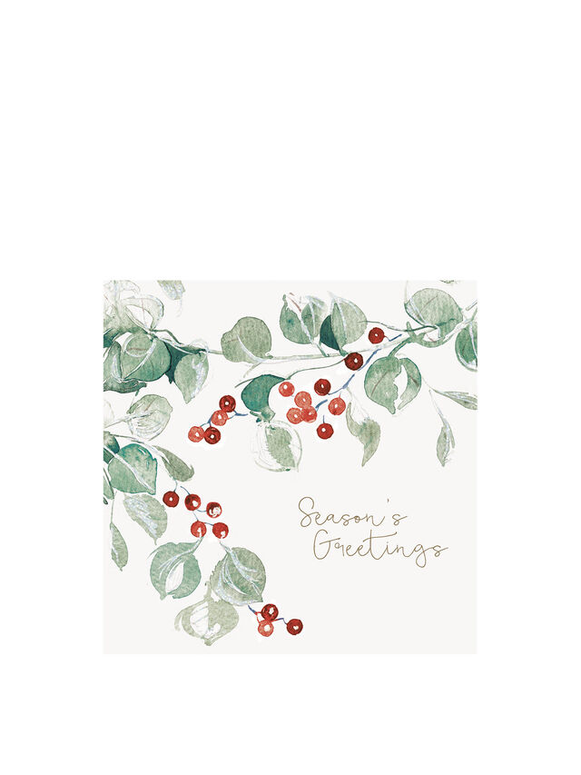 Berry Greetings Boxed Cards