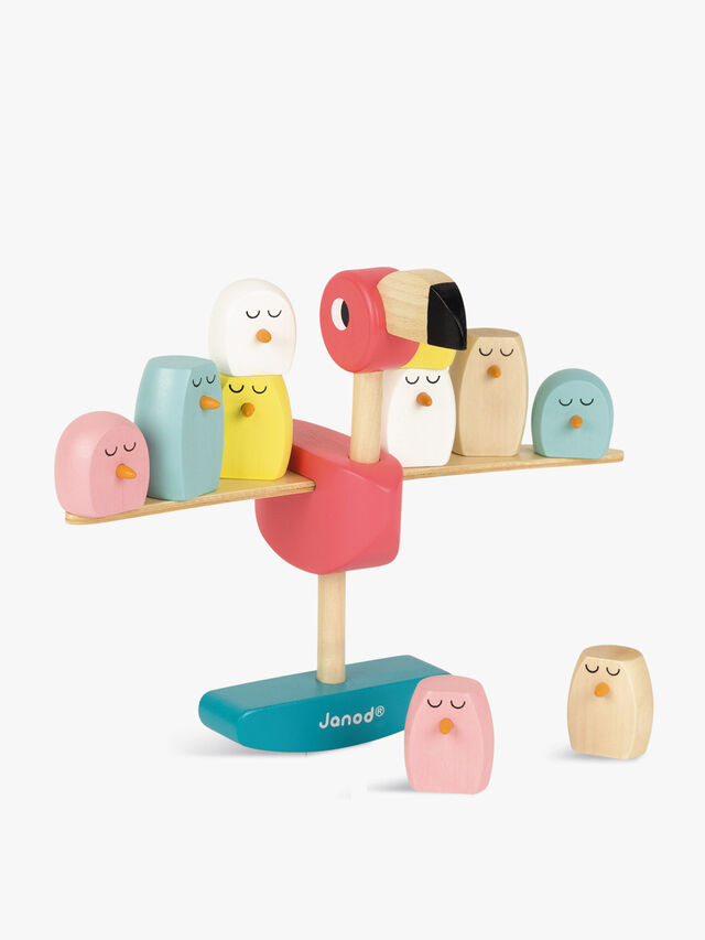 Zigolos Balancing Game Flamingo