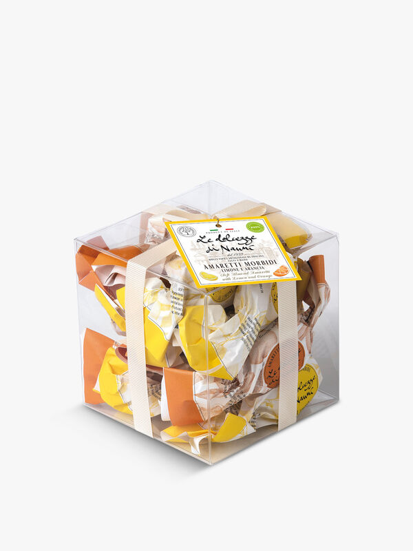 Soft Almond Biscuit with Lemon 240g