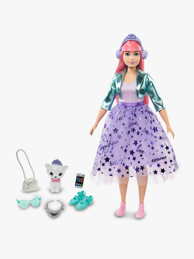 Princess Adventure Daisy Doll