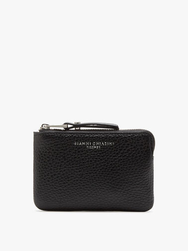 Wallets 8 Zip Top Coin Pouch