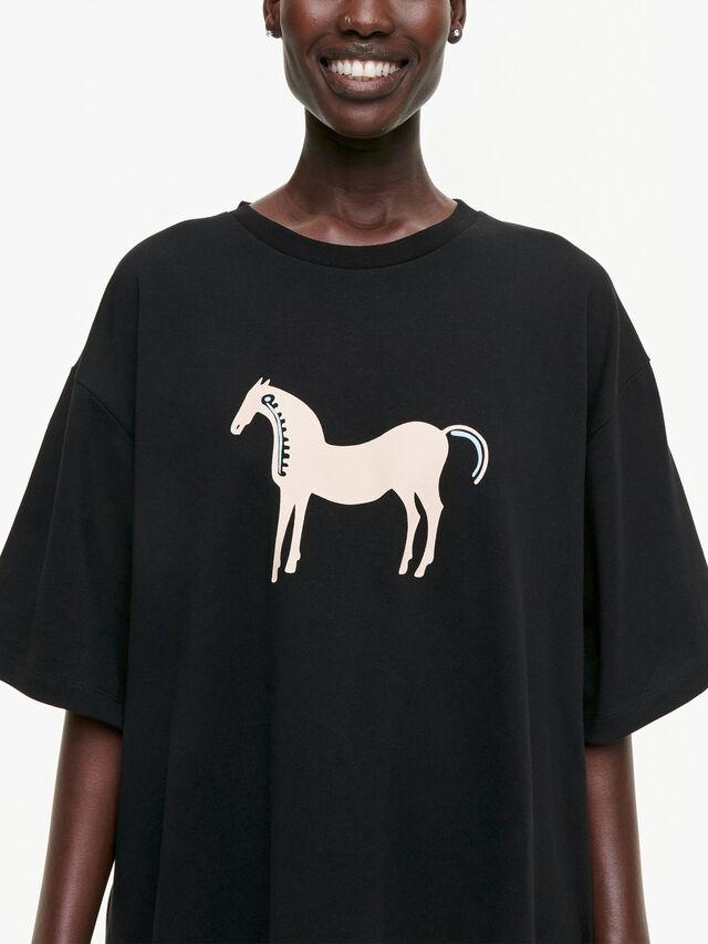 Loistokulta Musta Tamma Dress