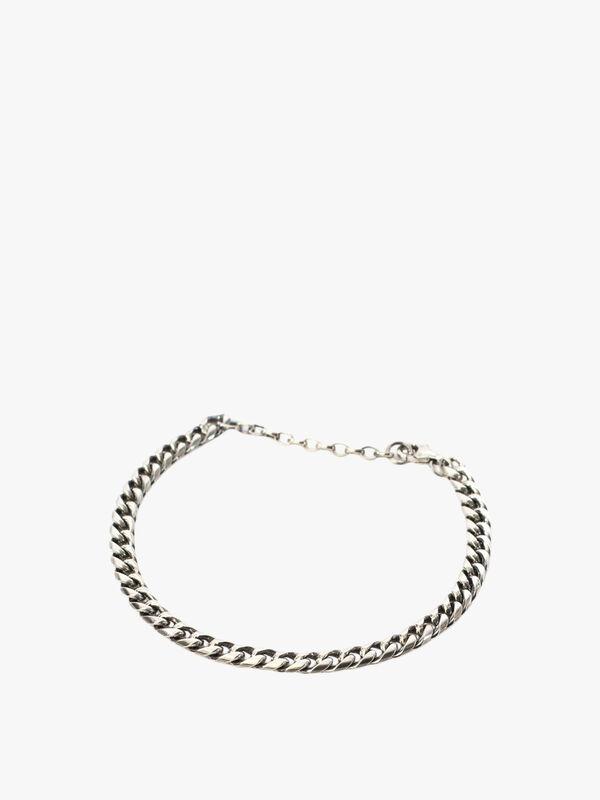 Silver Scale Bracelet