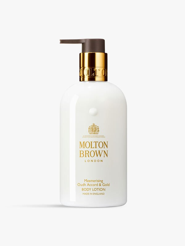 Mesmerising Oudh Accord & Gold Body Lotion