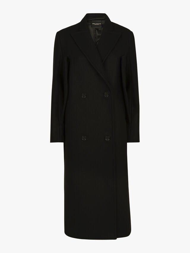 Arm Slit Detail Coat