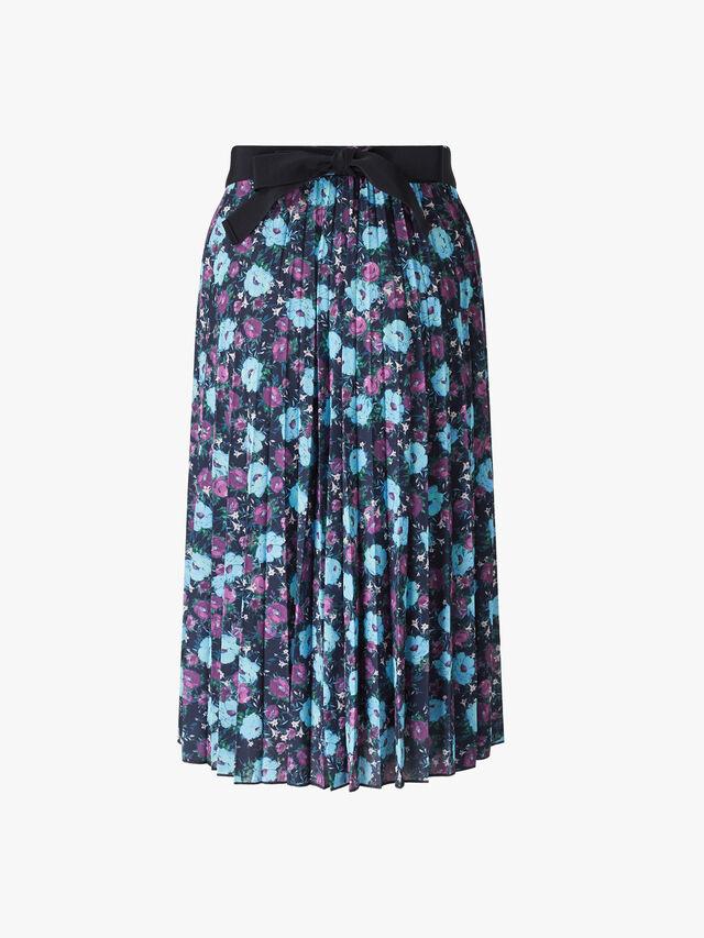 Pegaso Full Printed Skirt