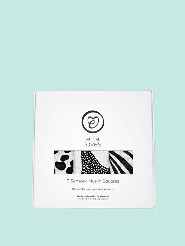 Animal Print Muslins 3 Pack