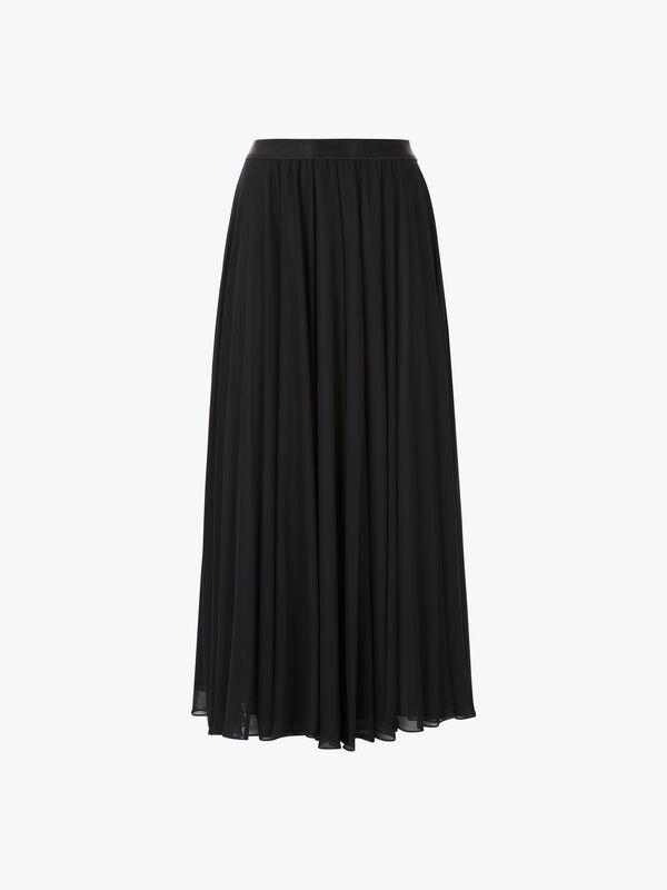 Podio Jersey Midi Skirt
