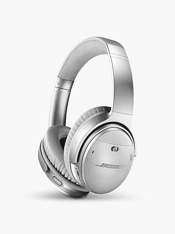 QuietComfort 35 Wireless Headphones II Silver