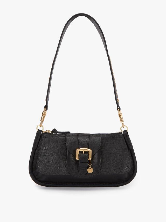 Lesley Baguette Shoulder Bag