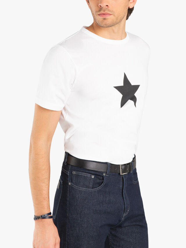 short sleeves star t-shirt