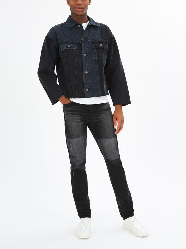EXCLUSIVE Ben Crop Jeans