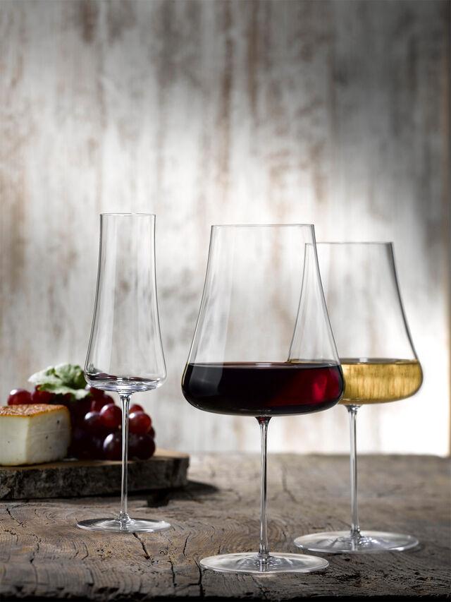 Stem Zero Volcano White Wine Glass Single