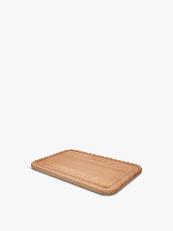 Beech Rectangular Utility Board