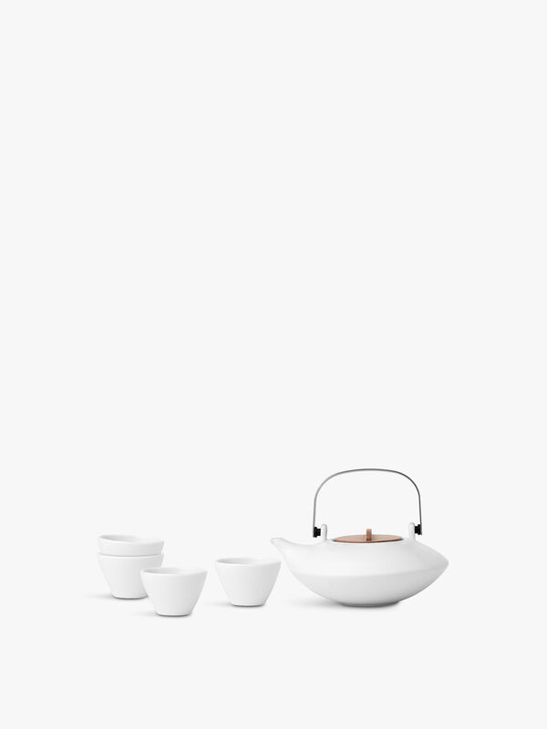 Pure Small Tea Set