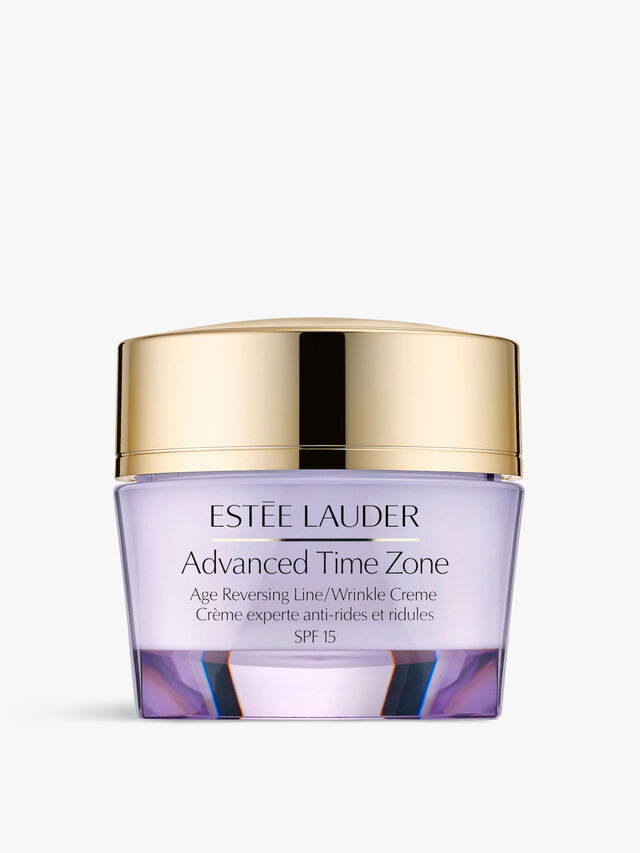 Advanced Time Zone Age Reversing Line/Wrinkle Creme SPF 15