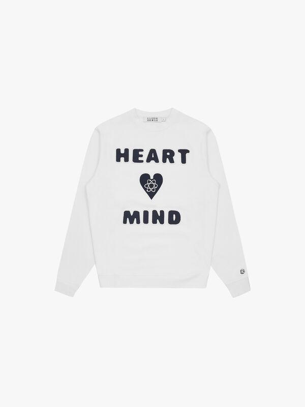 Heart & Mind Patch Sweatshirt