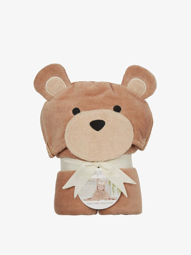 Teddy Baby Towel