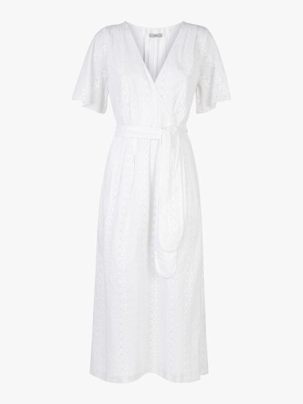 Azariah White Dress