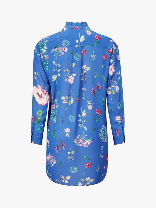 Cagliari Floral Tunic Shirt