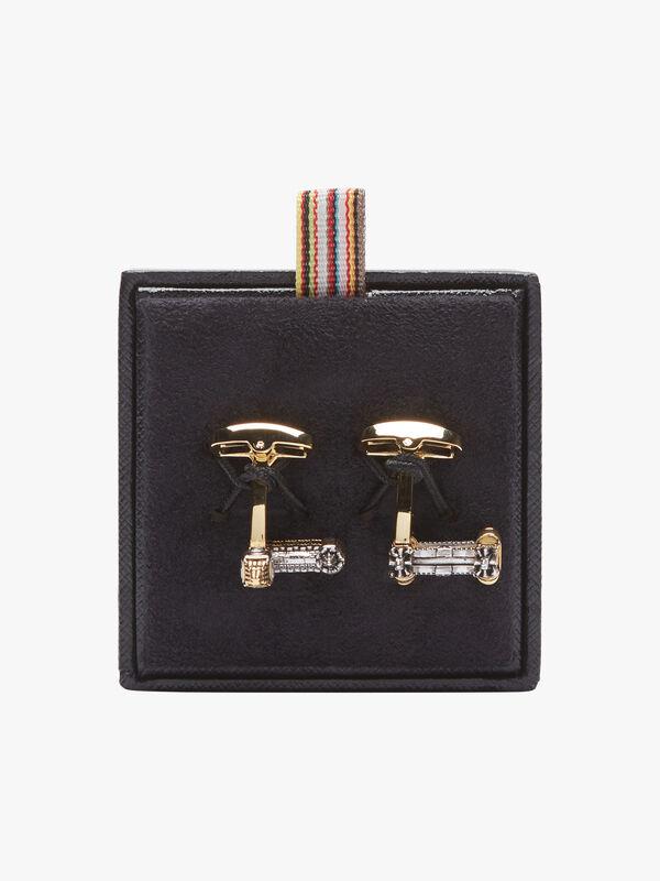 Cufflink Souvenir