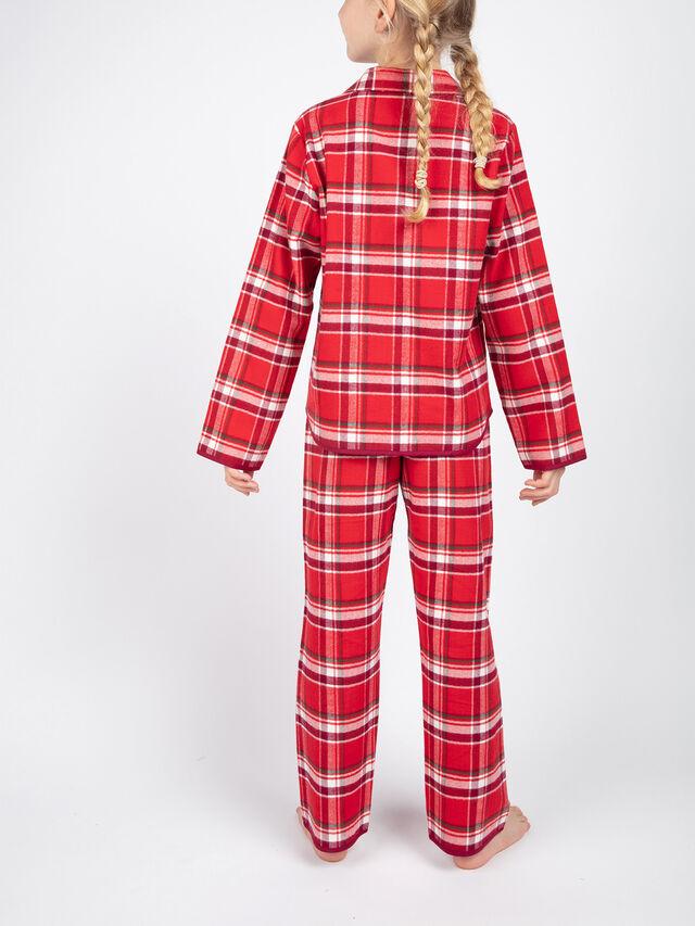 Robyn Checks Long Sleeve Pyjama