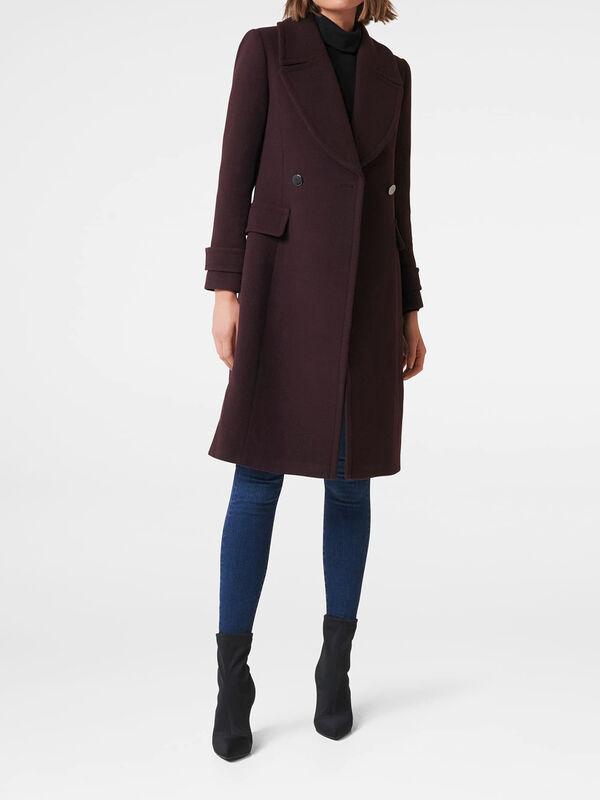 Tiffany DB Coat