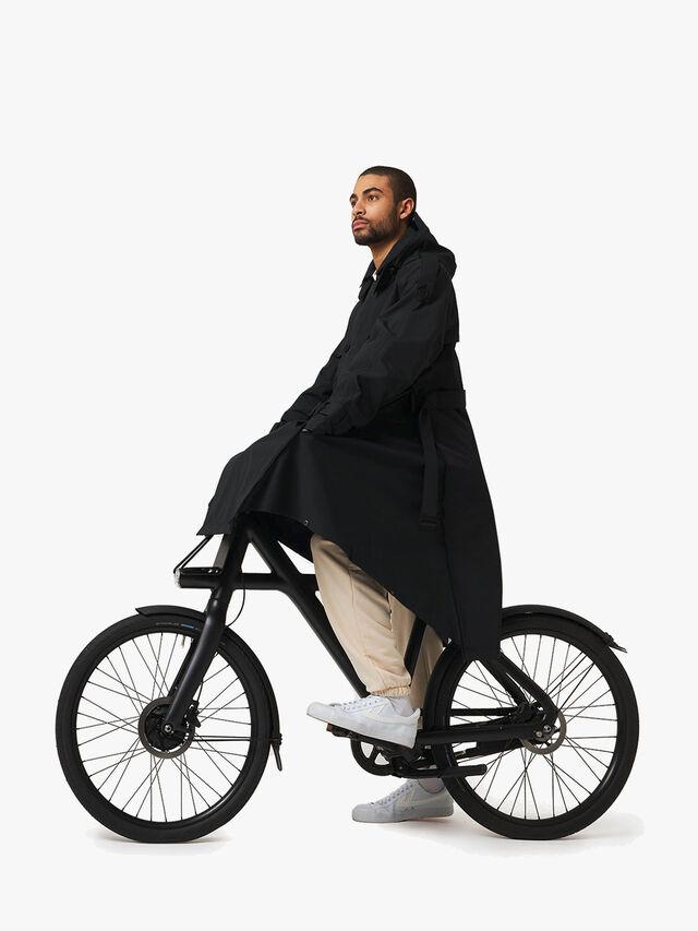 Maium Trench Cycling Rain Jacket