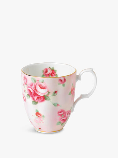 Rose Blush 1980 Mug