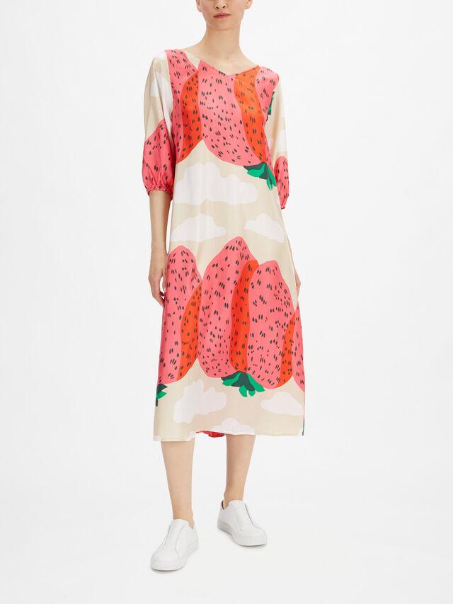 Jylhä Mansikkavuoret Dress