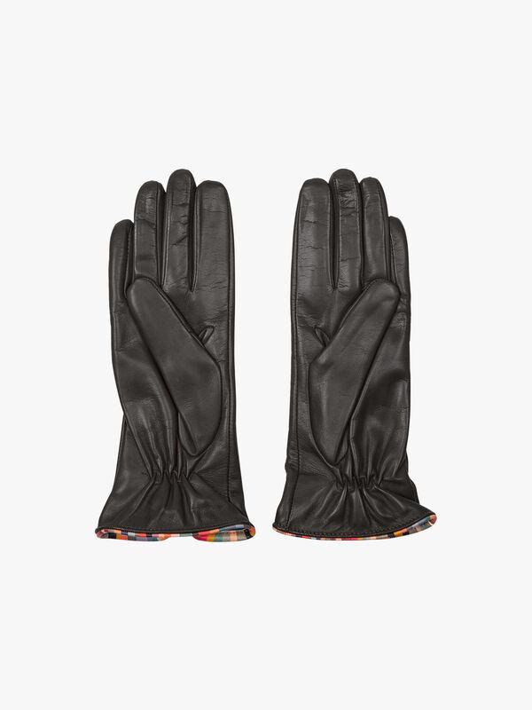 Piped Swirl Glove